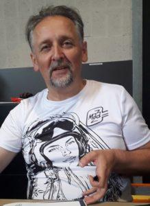 Milorad Vicanović Maza