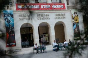 """""""Mostar je postao centar strip scene u BiH"""""""