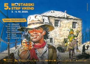 Osman Hajdarević – Plakat