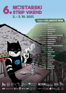 Robert Solanović – Bob (Plakat i majica)