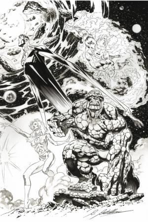 Fantastic Four Claudio